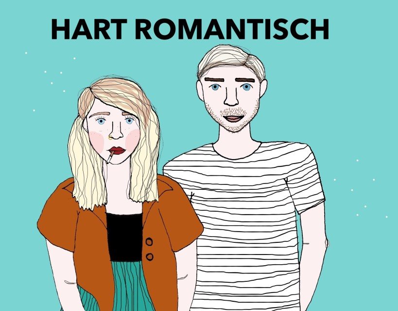 COVER HART ROMANTISCH